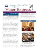 LWV-VA Voter Express